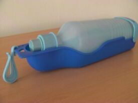 Plastic Travel Water Bottle for Dogs