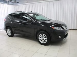 2016 Nissan Rogue SV AWD SUNROOF, NAVIGATION AND ONLY 22K!!