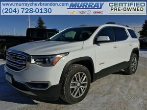 2017 GMC Acadia SLE AWD 6 Pass *Traction Select* *Wifi* *Backup