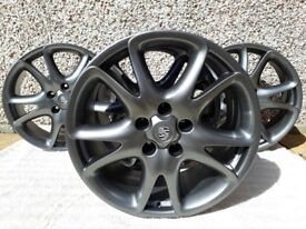 Alloy Wheels Refurbished / Colour Changed by SUPERCHARGED