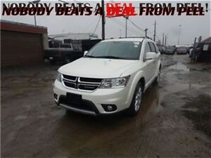 2017 Dodge Journey Brand New GT, 7 Pass $29,995 & 0% Financing