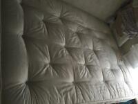Hilton tufted extra-firm double bed mattress ex condition and clean £60