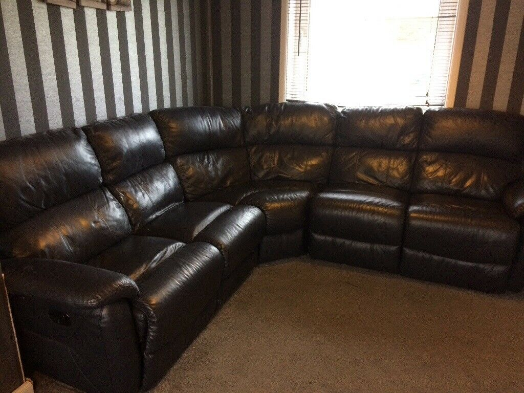 Corner Recliner Sofa In Macduff Aberdeenshire Gumtree