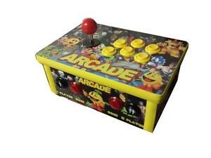 The Arcade Retropie Portable Emulator System - ARCADE GAMING on any HDMI TV