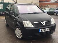 Vauxhall Meriva 1.4 2006 + FULL SERVICE HISTORY + 12 MONTHS MOT + DRIVES SUPERB