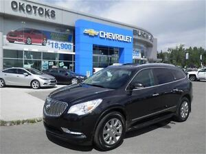 2013 Buick Enclave Premium AWD NAV Sunroof Leather