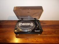 NUMARK TT100 DIRECT DRIVE TURNTABLE EXCELLENT CONDITION/UK DELIVERY