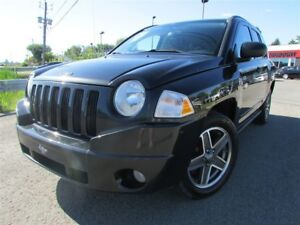 2009 Jeep Compass North AWD MAN. A/C CRUISE MAGS!!!