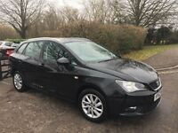 SEAT IBIZA ESTATE MANUAL 2012 EXCELLENT CONDITION CAT C 65000 MILES