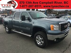 2011 GMC Sierra 3500HD SLE 4x4 Duramax Diesel 1 Owner/Accident F