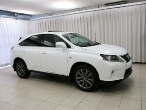 2015 Lexus RX 350 BEAUTIFUL!!!! FSPORT SUV w/ HEATED SEATS, NAVI