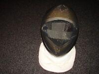 Fencing Helmet Size X Small Blades U.K. Brand