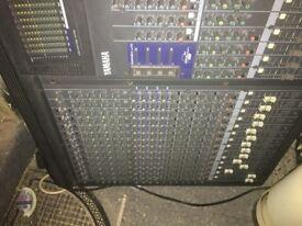 yamaha ga32/12 Mixing desk