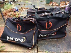 Fishing Frenzee luggage
