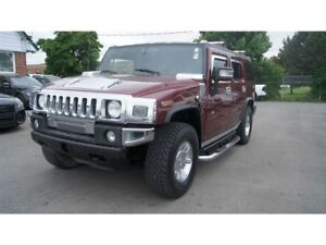 2005 Hummer H2 LEATHER * SUNROOF * NAVI