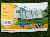 Kampa Rally 390 Awning - only used once
