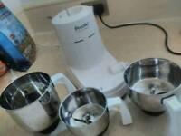 Preeti mixer with 3jars
