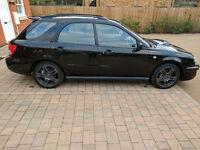 2003 Subaru Impreza WRX Sportwagon Estate (Prodrive Pack) 240bhp!