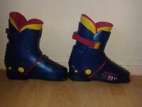 Munari Rear Entry Ski Boots