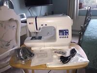 NEW - W6 N 3300 Exklusive sewing machine