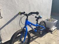 Boys bike Saracen