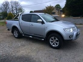 MITSUBISHI L200 WARRIOR **NO VAT** £64 per week