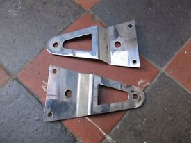 HEADLIGHT BRACKETS