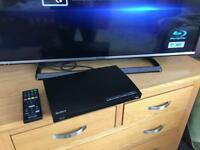 Sony Blu Ray Player - BDP-S185, (HDMI cable & remote control with batteries included)
