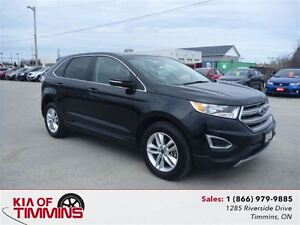 2015 Ford Edge SEL Leather Rear Camera