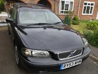 Volvo V70 2.4 D5 S For spares or repair, Clutch gone