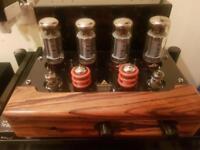 Ariand Audio FV34B-EU power amplifier MK V integrated amplifier c/w Remote - 40 wpc valve
