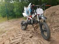 125 cc pit bike 2017
