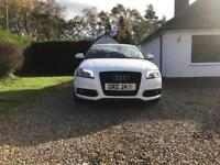 2.0TDI AUDI A3 S-LINE SPECIAL EDITION 5DR