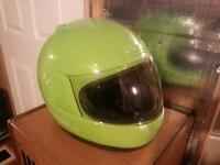 New full face helmet xx large $50