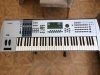 Yamaha ES6 Synthesizer/Sampler Workstation