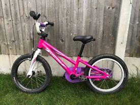 "Specialized Hotrock 16"" child's bike"