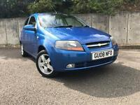 CHEVROLET KALOS 1.4 LOW MILEAGE