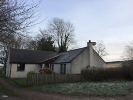 Rose Cottage, 3 bedroom house at Nigg, near Tain £525 pcm