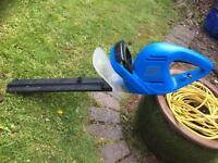 Great Outdoors hedge trimmer. Used but works fine.