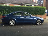 Bmw 530i se ( selling as spares and repairs )