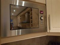 Integrated Russell Hobbs Microwave