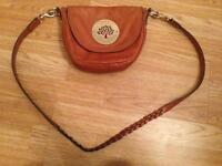 Authentic mulberry daria mini satchel shoulder bag