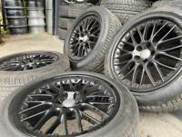 """19"""" inch genuine Audi bbs alloys wheels q3 Q5 allroad a8 a7"""