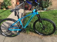 "BRAND NEW CUBE LTD SL MOUNTAIN BIKE,27.5"" WHEELS,HYDRAULIC BRAKES,TOP SPEC,LOW PRICE"