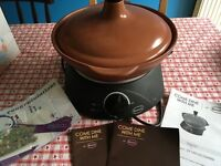 Swan Ceramic Tagine Slow Cooker - Come Dine With Me.