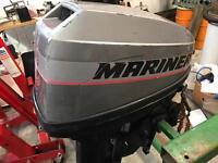 Mariner 8hp 2 stroke outboard