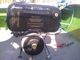 Seagull Silver Century 4HP Long Shaft outboard engine with clutch