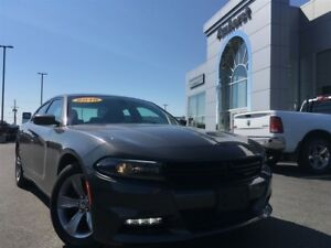 2016 Dodge Charger SXT 3.6L V6 Sunroof, $178* Bi-Wkly