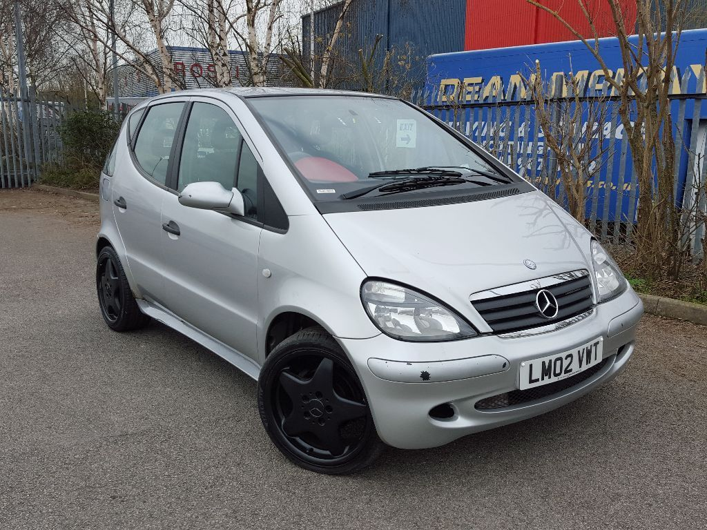2002 mercedes benz a140 1 4 classic full mot amg alloys