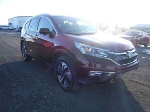 2016 Honda CR-V Touring Navigation Pushbutton Start Leather